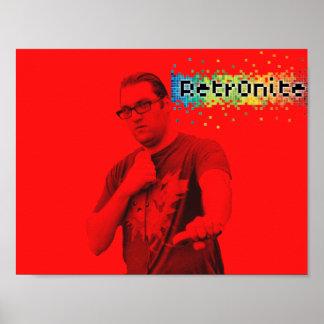 Retr0nite Pop Poster 2