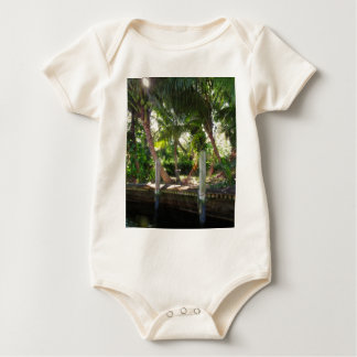 Retreat on Ft Lauderdale's New River Baby Bodysuit