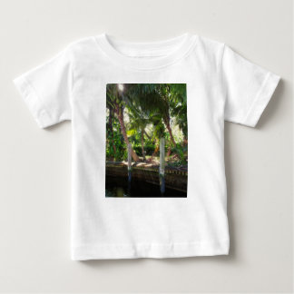 Retreat on Ft Lauderdale's New River Baby T-Shirt