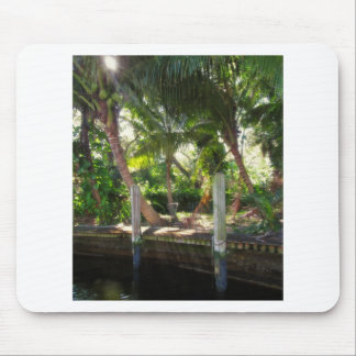 Retreat on Ft Lauderdale's New River Mouse Pad