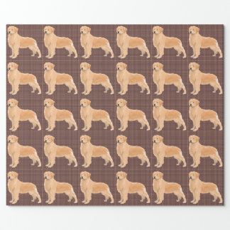 Retriever Wrapping Paper