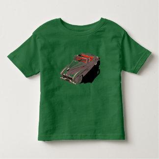 Retro 1950s classic American cars convertible Tshirts