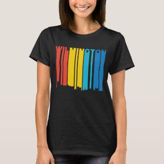 Retro 1970's Style Wilmington North Carolina Skyli T-Shirt