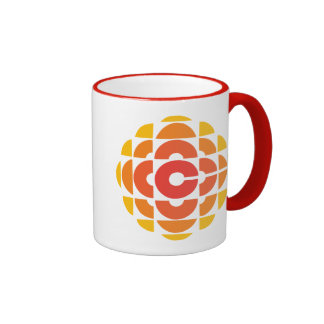 Retro 1974-1986 ringer mug