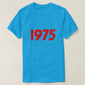 Retro 1975 T-Shirt (variant)