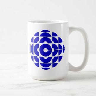 Retro 1986-1992 - Blue Classic White Coffee Mug