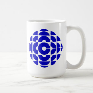 Retro 1986-1992 - Blue Coffee Mug