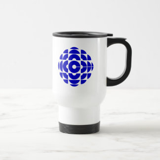 Retro 1986-1992 - Blue Travel Mug