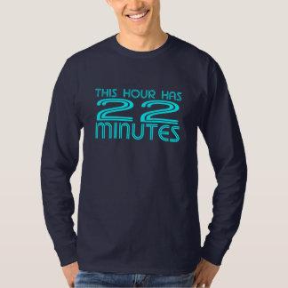 Retro - 22 Minutes T-Shirt