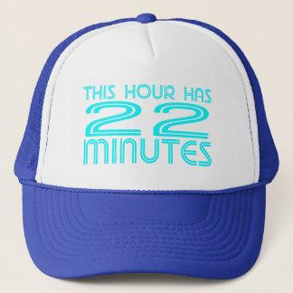 Retro - 22 Minutes Trucker Hat