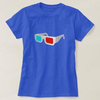 Retro 3D Glasses T-Shirt