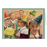 Retro 65th Birthday 1949 Childhood Memories Greeting Cards