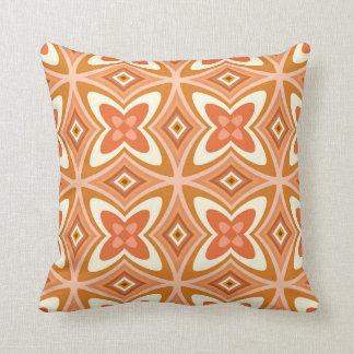 Retro 70's Floral Pattern 5 in 1 Custom Cushion