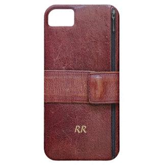 Retro 70s Personal Organizer Effect iPhone 5 Case