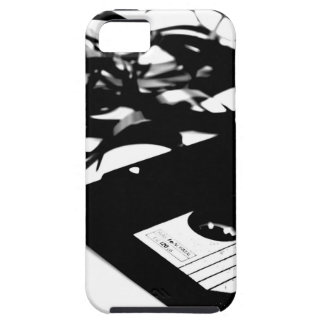 Retro 80's Design - Audio Cassette Tape iPhone 5 Case