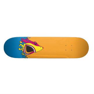 Retro 80's Shark Week Skateboard Decks