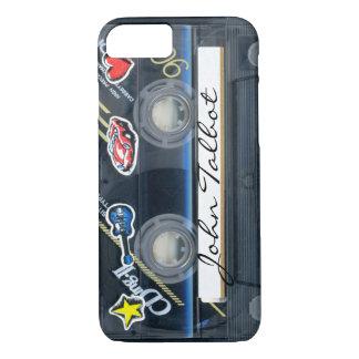 Retro 80s T3 Cassette Audiotape iPhone Case