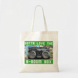 Retro 80's tote. tote bag