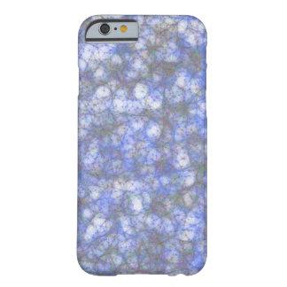 Retro Abstract Purple Web Modern iPhone case