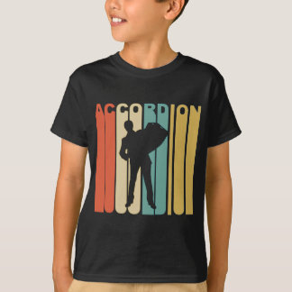 Retro Accordion T-Shirt
