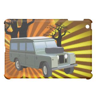 Retro Adventure iPad Mini Cases
