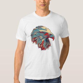 Retro American Patriotic Eagle Tee Shirt