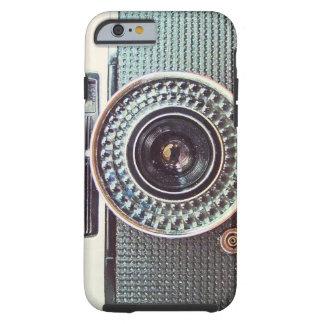Rétro appareil-photo coque iPhone 6 tough