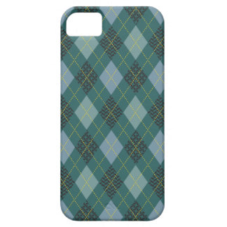 Retro Argyle Trendy Multi iPhone 5 Cases