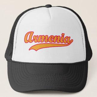Retro Armenia Trucker Hat
