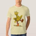 Retro Art Big Bird T Shirts