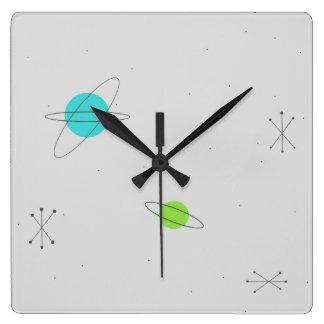 Retro Astro clock