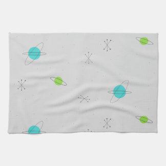 Retro Astro towels
