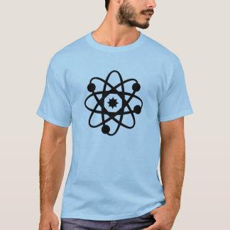 Rétro atome t-shirt