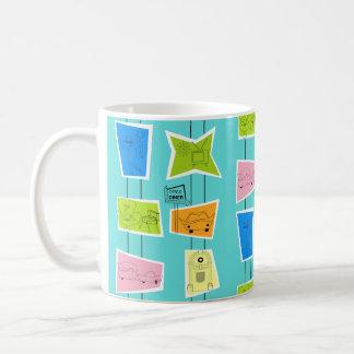 Retro Atomic Kitsch Mug