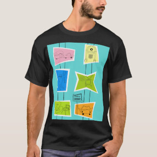 Retro Atomic Kitsch T-Shirt