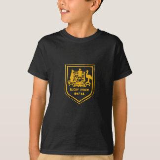 Retro Australia Rugby Emblem T-Shirt