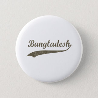 Retro Bangladesh 2 Inch Round Button