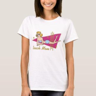 Retro Beach Mom T-Shirt