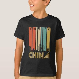 Retro Beijing Skyline T-Shirt