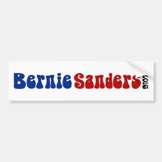 Retro Bernie Sanders POTUS 2016 Bumper Sticker