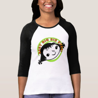 Retro Best Big Sister Ever T-Shirt
