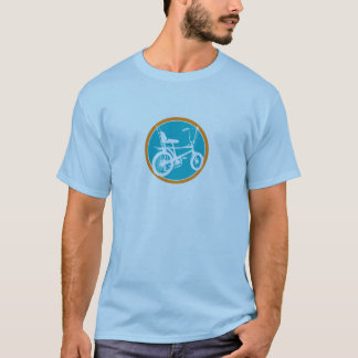 Retro Bicycle, 1970s T-Shirt
