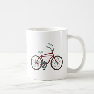 Retro Bicycle Coffee Cup