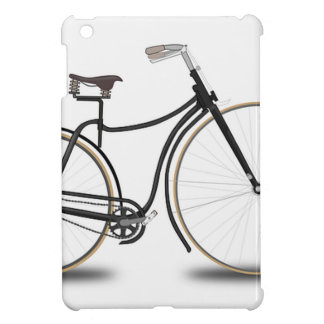 Retro bicycle iPad mini cases