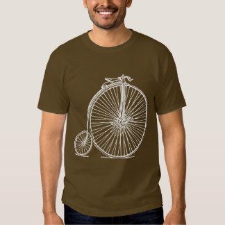 retro bicycle tee shirts