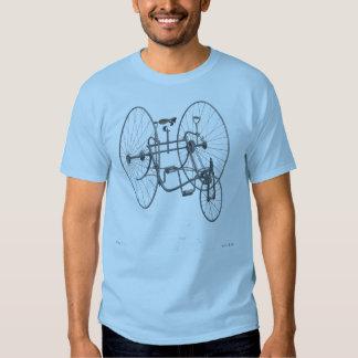 Retro Bike Ride Tshirts