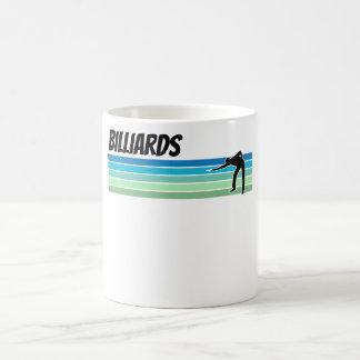 Retro Billiards Coffee Mug