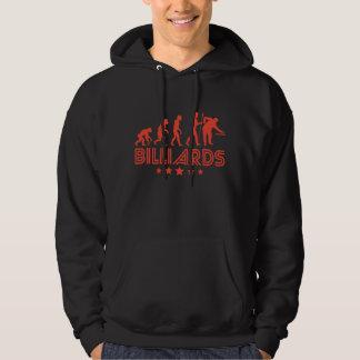 Retro Billiards Evolution Hoodie