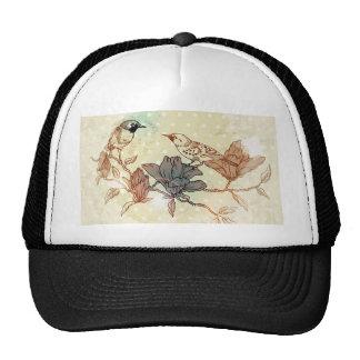 Retro Birds Trucker Hat