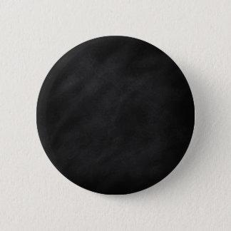 Retro Black Chalkboard Texture 2 Inch Round Button